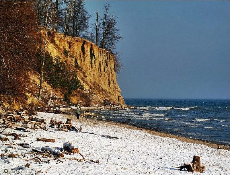 Znalezione obrazy dla zapytania plaze nad baltykiem klify