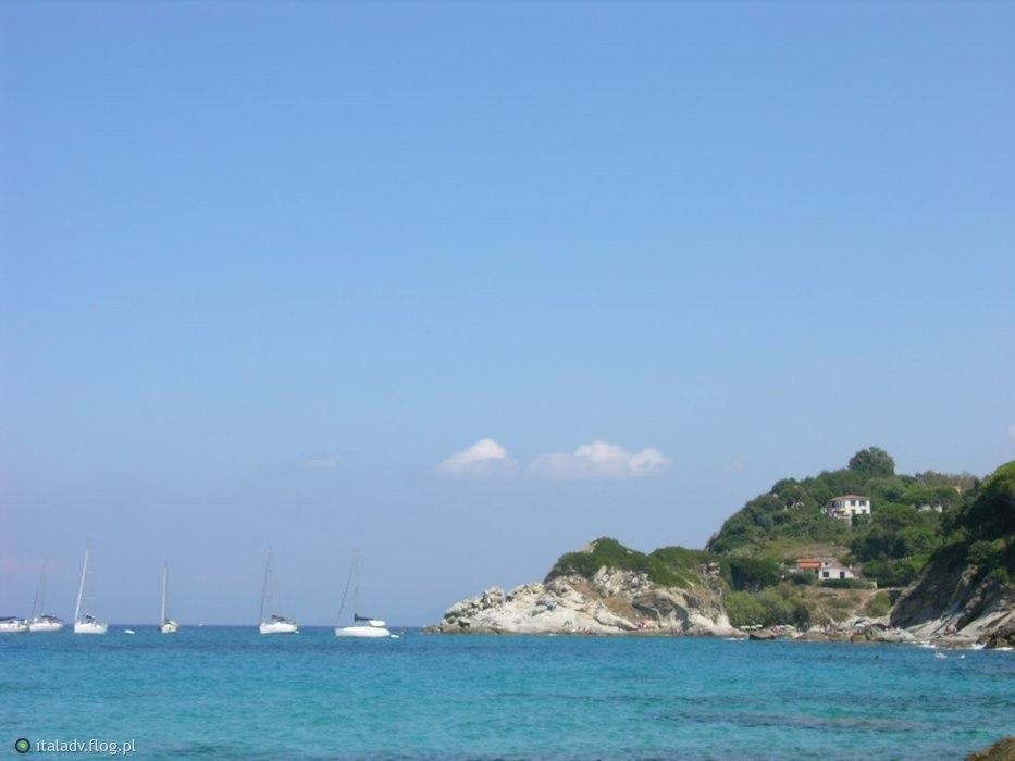 Isola d'Elba, Sant'Andrea - La Zanca, 8.08.2011.