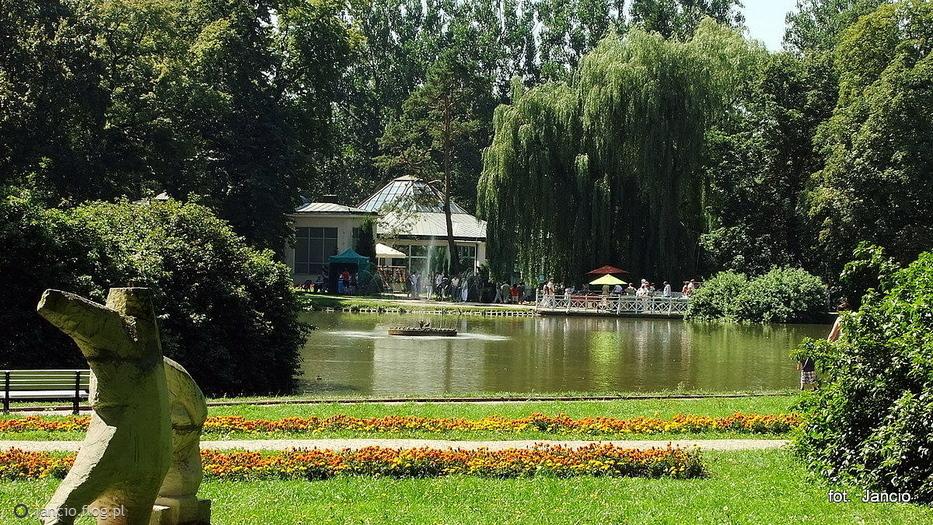 Nałęcz 243 W Park Zdrojowy Fotoblog Jancio Flog Pl