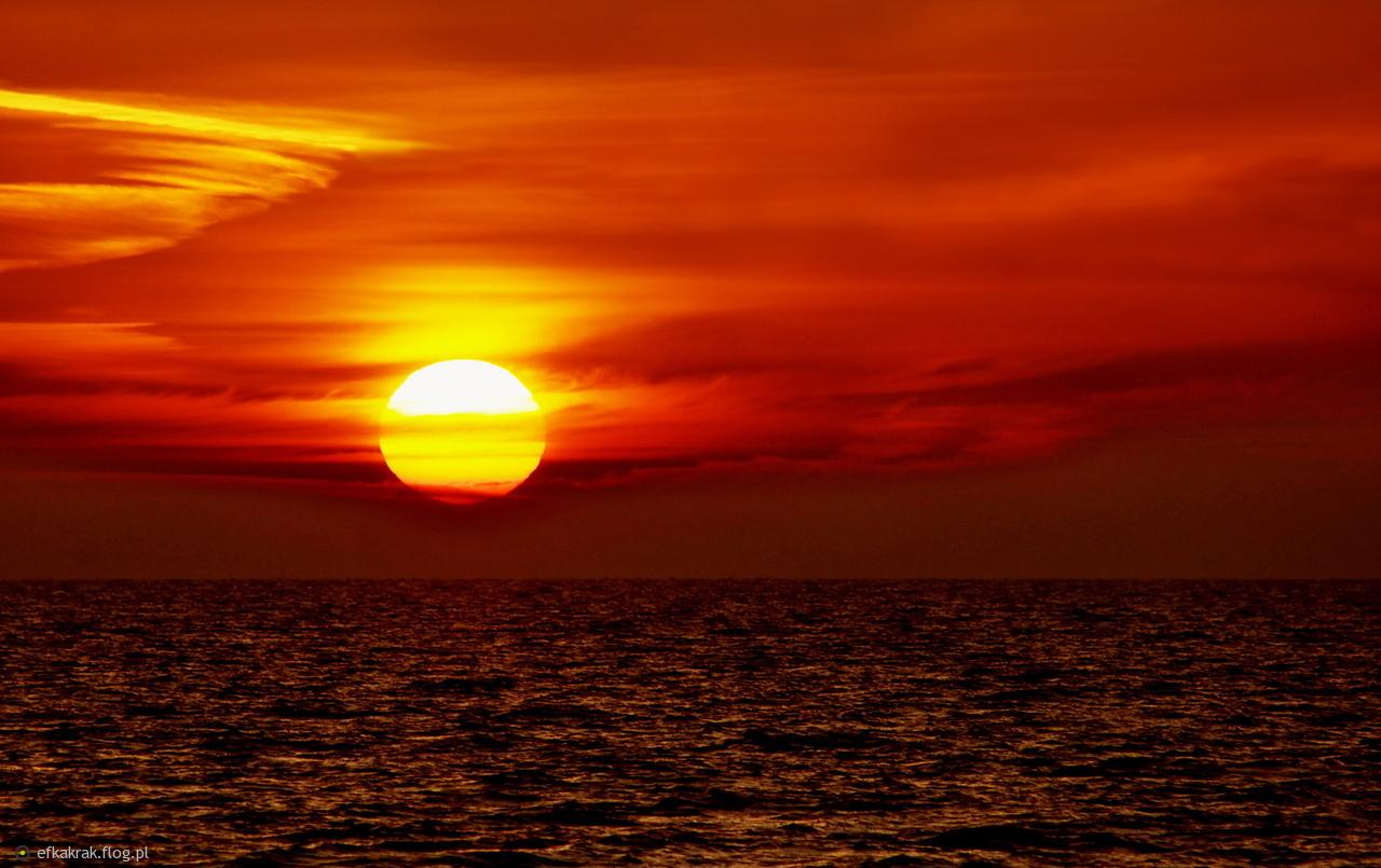 wschód słońca tychy