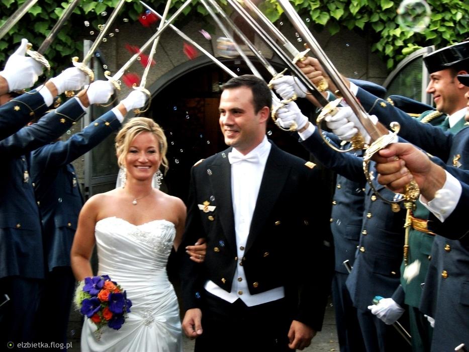 ŚLUB   MOJEJ  BRATANICY  I   CHRZEŚNIACZKI  -  MADRYT-MORALZARZAL  IX. 2012