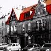 pod czerwonym dachem ... :: Kolejny przykład, że jak <br />się chce to można - kamie<br />niczka w Lublińcu. Gospod<br />arz zadbał o wymin�